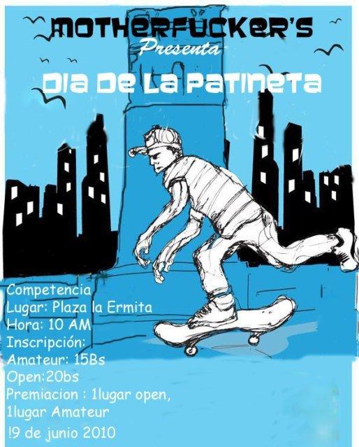 Go Skateboarding 2010 - Venezuela
