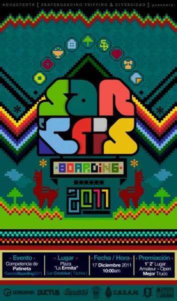 San Crisboarding 2011