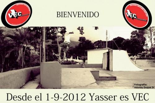 Bienvenido Yasser
